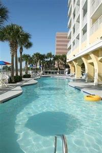 Pool - Camelot by the Sea Hotel Myrtle Beach