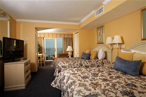 Room - Camelot by the Sea Hotel Myrtle Beach