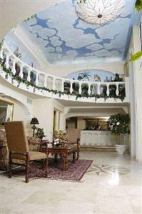 Lobby - Camelot by the Sea Hotel Myrtle Beach