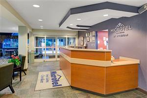 Lobby - Microtel Inn & Suites by Wyndham Cherokee