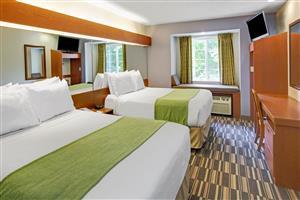 Room - Microtel Inn & Suites by Wyndham Cherokee