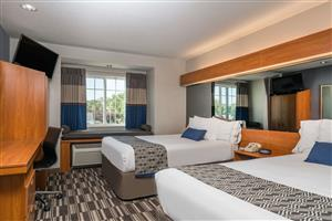 Room - Microtel Inn & Suites by Wyndham Springfield