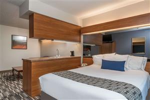 Suite - Microtel Inn & Suites by Wyndham Springfield