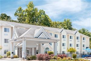 Exterior view - Microtel Inn & Suites by Wyndham Gardendale