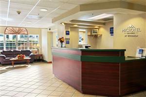 Lobby - Microtel Inn & Suites by Wyndham Rock Hill