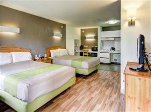 Room - Studio 6 Extended Stay Hotel Murray