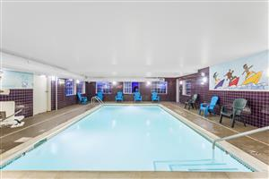 Pool - Ramada Limited Hotel Airport Louisville
