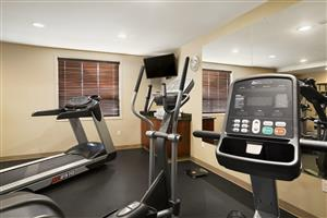 Fitness/ Exercise Room - Ramada Hotel Edson