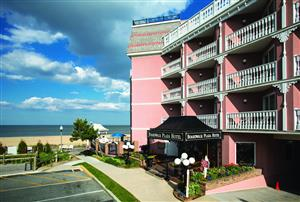 Boardwalk Plaza Hotel Rehoboth Beach