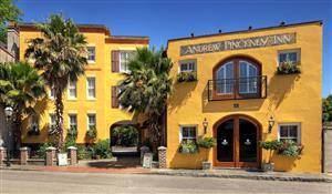 Exterior view - Andrew Pinckney Inn Charleston