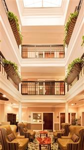 Lobby - Andrew Pinckney Inn Charleston