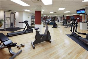 Fitness/ Exercise Room - Hotel Ruby Foos Montreal