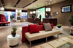 Lobby - Hotel Ruby Foos Montreal