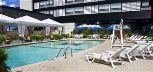 Pool - Hotel Ruby Foos Montreal
