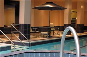 Pool - Lord Elgin Hotel Ottawa