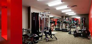 Fitness/ Exercise Room - Lord Elgin Hotel Ottawa