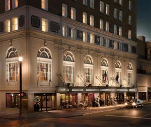 Exterior view - Francis Marion Hotel Charleston
