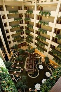 Lobby - Capitol Plaza Hotel Topeka