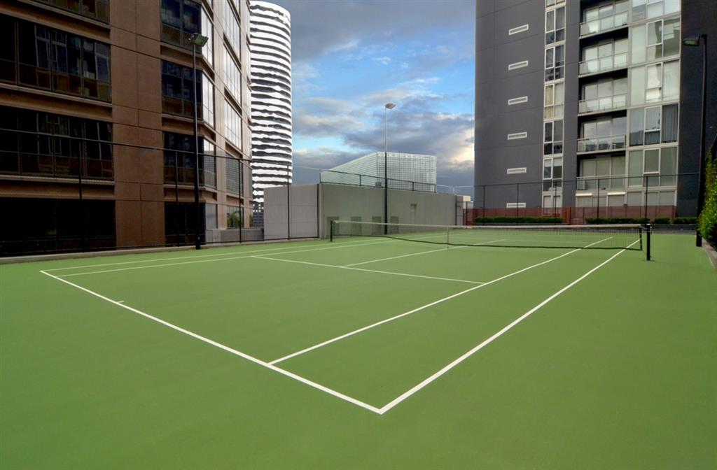 Tennis and Basketball Courts 50 of 87