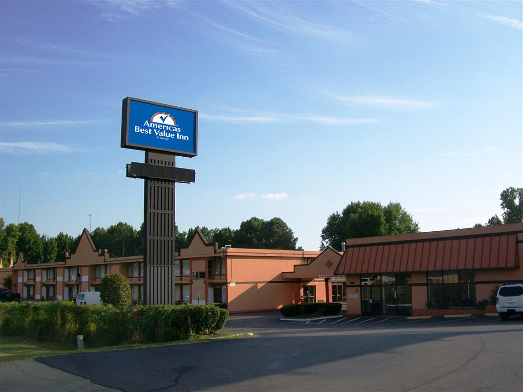Americas Best Value Inn And Suites Memphis East